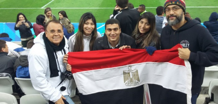 مصري في البرازيل يشاركنا يومياته على هامش أولمبياد ريو (صور)
