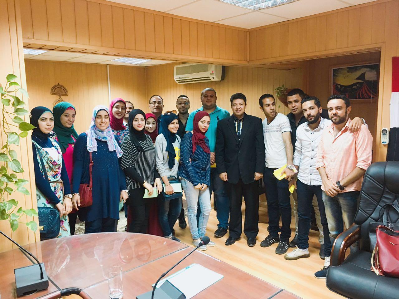 جامعة دمياط تدشن حملة للكشف المبكر عن أورام الثدي