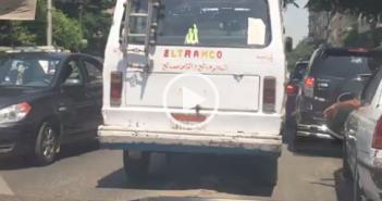 انتقادات لغياب المرور عن شارع نادي الصيد (فيديو)