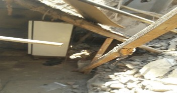 شاهد عيان: انهيار منزل في أسوان دون خسائر في الأرواح