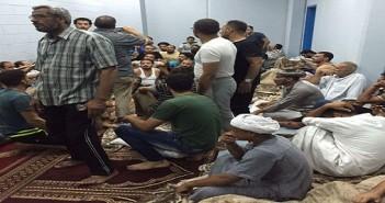 ترحيلات الشميسي .. مصريين محتجزين بالسعودية