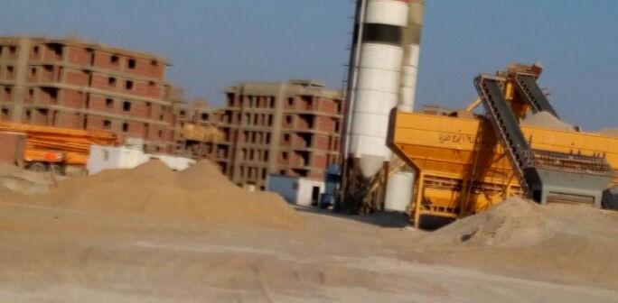 سكان «دار مصر» يطالبون بنقل معدات البناء بعيدًا عن الكتلة السكنية