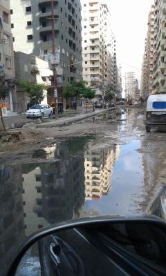 مواطن عن بحيرة مجاري في «طوسون» بالإسكندرية: سنحولها لمزار سياحي