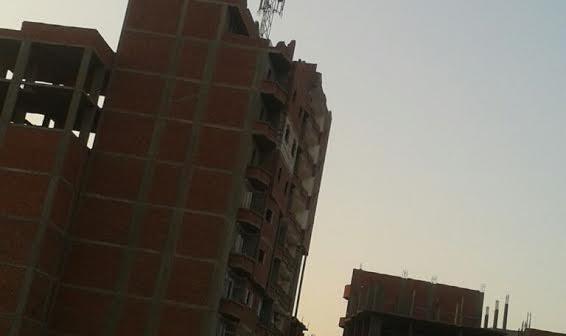 مخاوف من تركيب شبكات المحمول فوق أبراج مخالفة «بفاقوس»الشرقية(صورة)