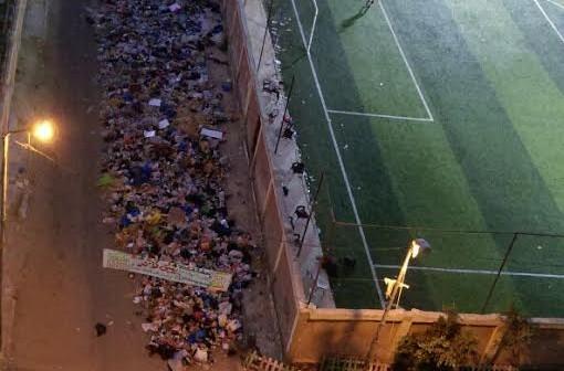 تفاقم أزمة القمامة وسوء الخدمات في «طوسون» شرق الإسكندرية (صور)