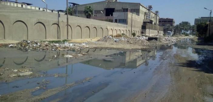 مطالب لـ«البيئة» بفحص مصانع المنطقة الصناعية المخالفة بقويسنا (صور)