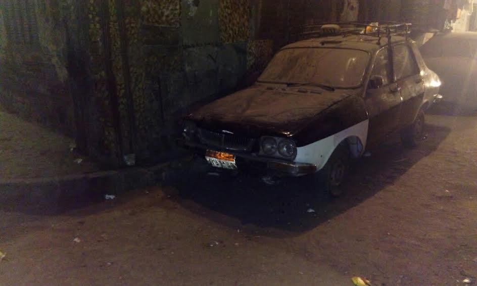 حالة إنسانية.. «حلم عباس» سيارة أجرة ينفق بها على أسرته (صور)