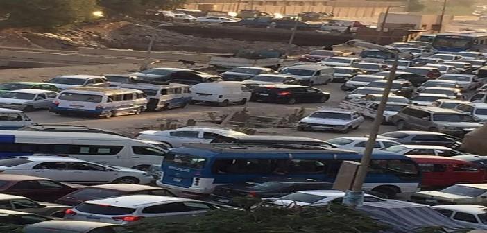 معاناة سكان زهراء المعادي مستمرة ما بين تطوير النفق والصرف الصحي (صور)
