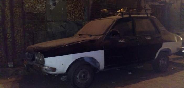 ساهم في تحقيق «حلم عباس»| سيارة أجرة ينفق بها على أسرته (صور)