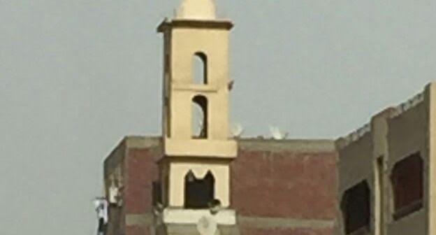 تشغيل مكبرات صوت مسجد بزهراء المعادي لفترات طويلة يثير غضب مواطنين