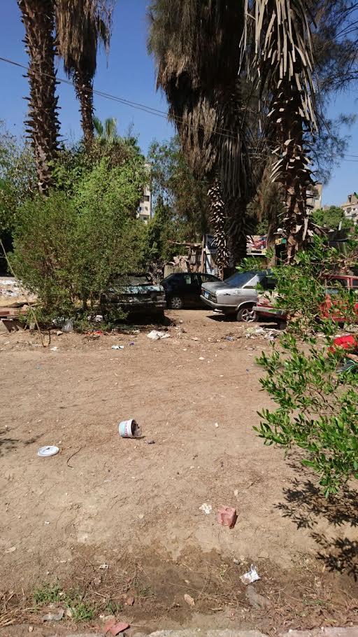 مواطن: منطقة رابعة بمدينة نصر تحولت لورش والحدائق تم تجريفها فى غياب مسئولي الحي (صور)