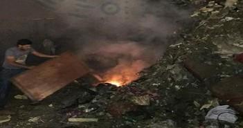 قمامة حي شرق بورسعيد