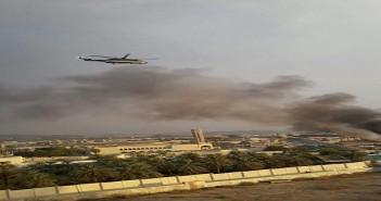 السعودية ـ حريق مكة