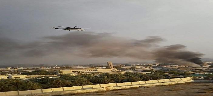 السعودية| حريق في مكة.. وتحليق طائرات الإنقاذ لإخماد النيران (صور وفيديو)