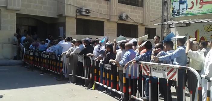 فين الكرامة والتكافل؟.. وقف تسلم أوراق صرف المعاش للمواطنين في شبرا الخيمة