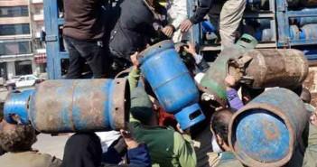 نقص أنابيب البوتاجاز في قرية أبو غالب بالجيزة ـ أرشيفية