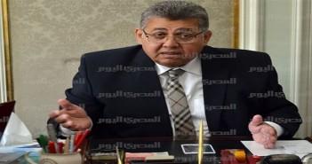 وزير التعليم العالي أشرف الشيحي ، أرشيفية