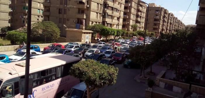 🚦خليك بالبيت.. زحام شديد عَ الطرق مع بدء العام الجديد بالمدارس (صور)