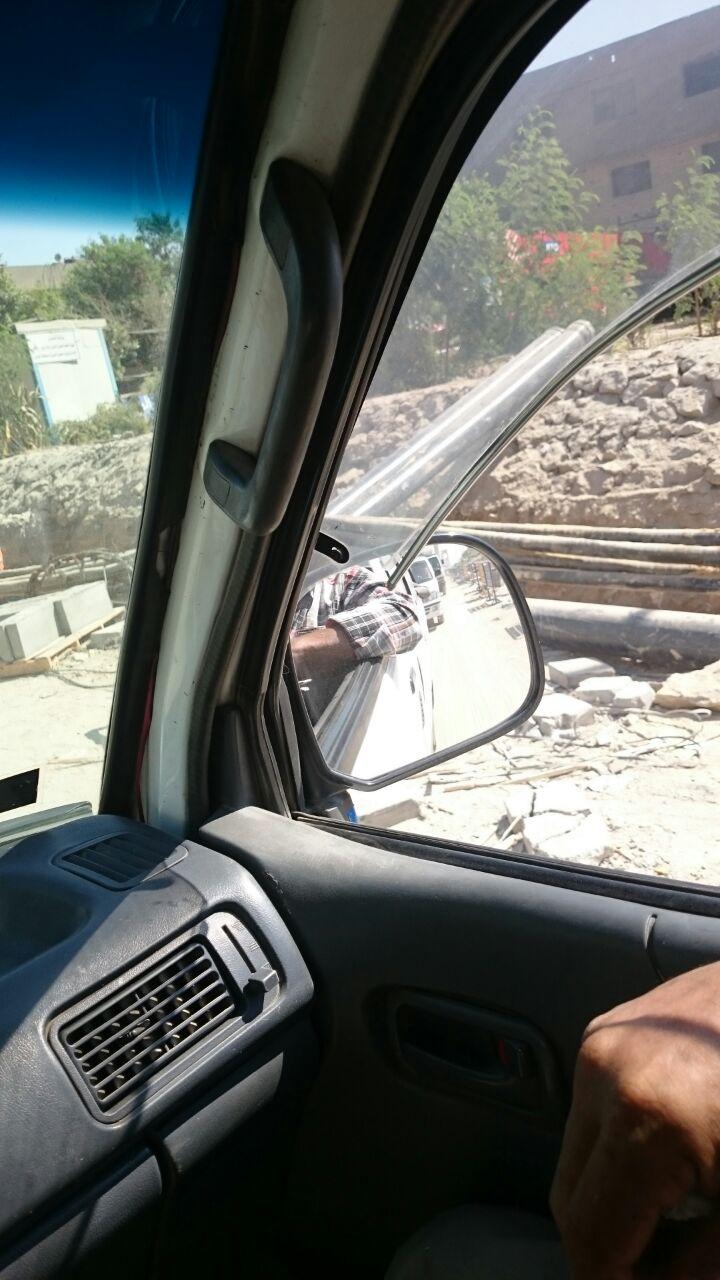 بالصور.. تكدس المواطنين في المعصرة عَ الأوتوستراد نتيجة نقص وسائل المواصلات
