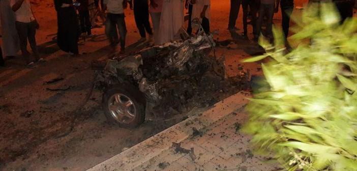بالصور.. شهود عيان: انفجار سيارة مُفخخة أمام منزل النائب العام المساعد بالقاهرة الجديدة