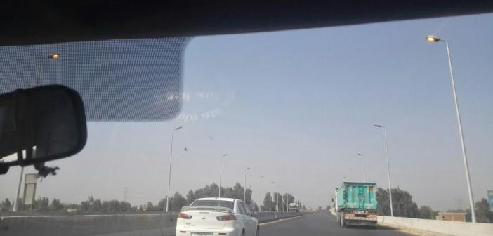 استياء من مستوى طريق «مصر – إسكندرية» الزراعي.. ومطالب بصيانته