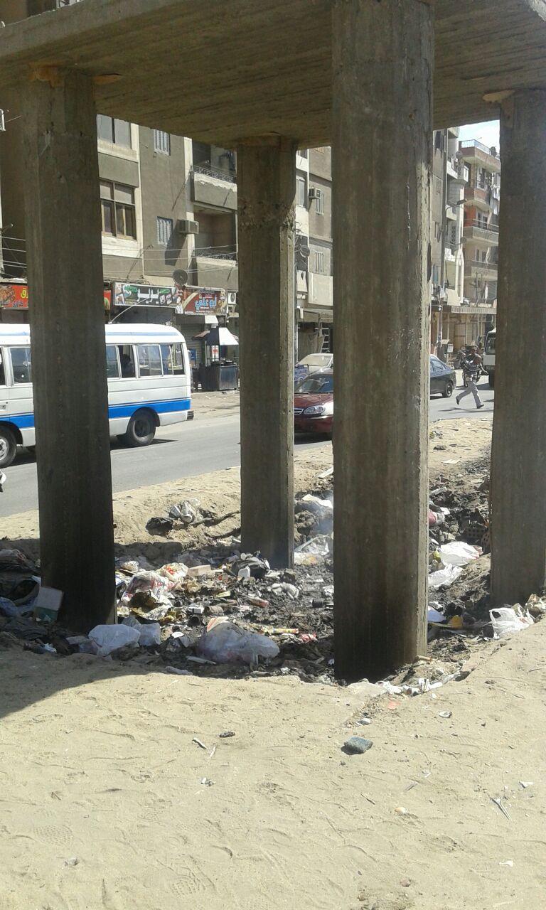 بعد إجرائه عملية قلب مفتوح.. مواطن يطالب بإزالة القمامة أمام منزله بالزقازيق