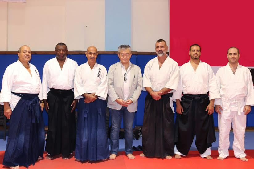 إنشاء أول رابطة عربية لرياضة الإيكيدو بالمركز الأوليمبي في المعادي (صور)