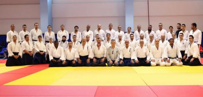 المركز الأولمبي بالمعادي يشهد تدشين أول رابطة عربية لـ«الأيكيدو» (صور)
