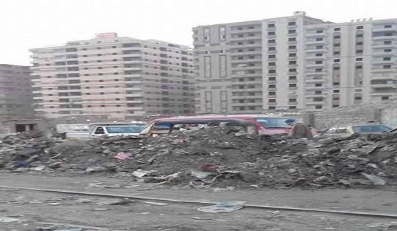 سكان «النزهة 2» يطالبون بمدارس ونقطة شرطة وإسعاف للمنطقة (صور)