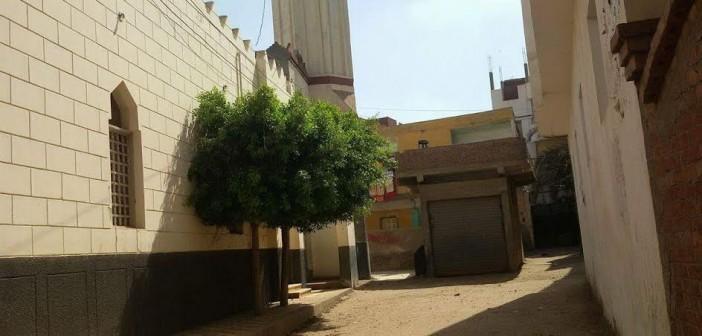 أهالي «الرحمانية» بالبحيرة يطالبون «الأوقاف» بإزالة تعديات على مسجد القرية (صور)