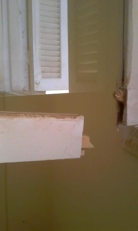 ملاك وحدات الإسكان بدهشور يكتبون «لشارك المصري اليوم» عن مستوى الشقق السيئ (صور)