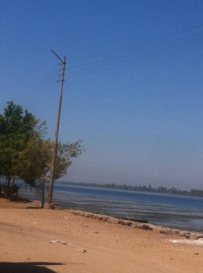 أهالي «جزيرة راجح» يطالبون بتوفير أعمدة لإنارة شوارع القرية (صور)