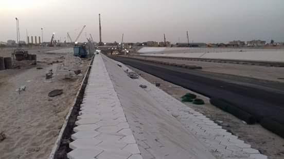 «شارك المصري اليوم» تنشر صور من داخل مشروع أنفاق قناة السويس لربط سيناء بالدلتا