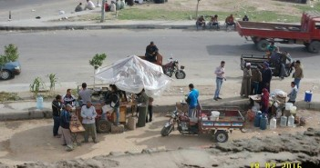 سكان التجمع الأول يشكون انتشار الفوضى والإهمال بـ«ميدان الشباب» (صور)