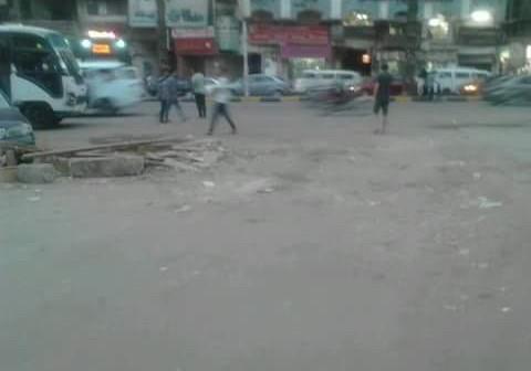 مواطن: مقاهي ومطاعم خالفت قرارات الحي بشأن المرور في سهل حمزة بالجيزة