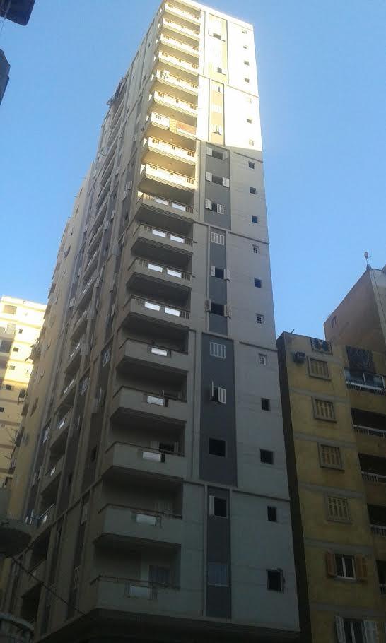 مخاوف من ارتفاعات العقارات بمحافظة الإسكندرية .. من 18 لـ20 دور (صور)