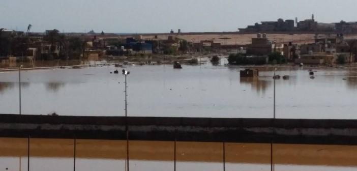 🔴سيول رأس غارب.. اجتياح شامل أسقط ضحايا وشلَ المدينة (صور وفيديو)