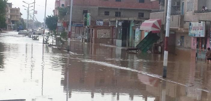 سكان «رأس غارب» يرفضون هدم المنازل المتضررة قبل تسلم شقق كاملة المرافق