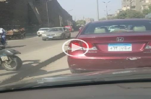 ▶️في مصر القديمة.. سير عكس الاتجاه في غياب المرور (فيديو)