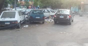 مواطن يرصد المخالفات تحاصر شوارع الدقي ومسئولي الحي غائبون (صور وفيديو)