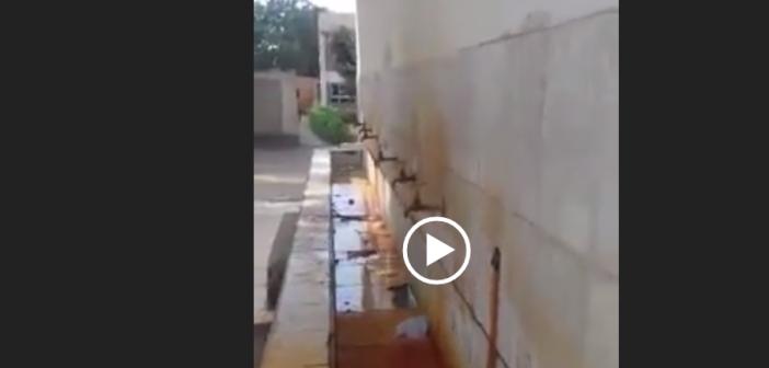 أولياء أمور يشكون الإهمال بمدرسة «قرية أتريس» بالجيزة (فيديو)