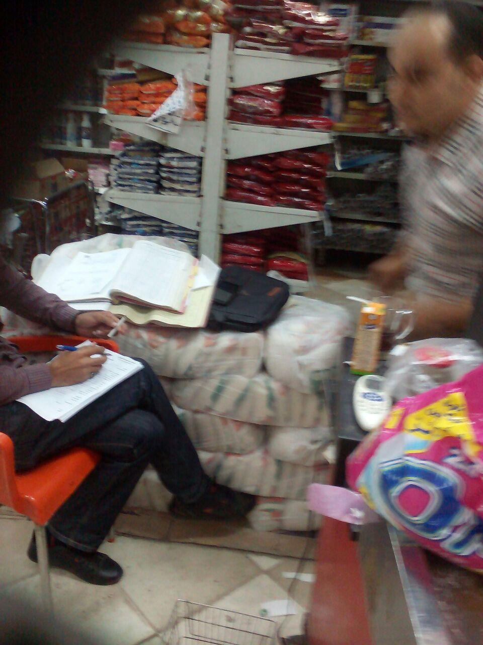 صور | مواطن: جمعية استهلاكية بمدينة نصر ترفض بيع السكر رغم تواجده داخلها