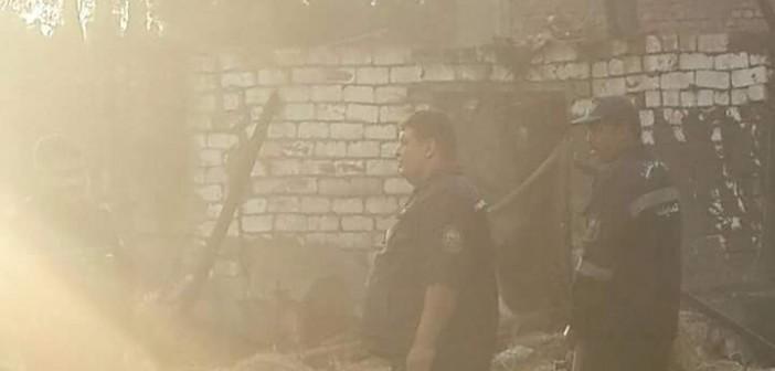 حريق بمزرعة في «درين» بالدقهلية.. ومطالب بتوفير سيارات للإطفاء والإسعاف