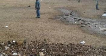 أولياء أمور طلاب يشكون هدم سور مدرسة محمد فريد بـ«شنوان» دون بناء بديل