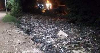مطالب بتطهير«ترعة أبوالمنجا» بقليوب من القمامة: تخدم 6 قرى (صور)