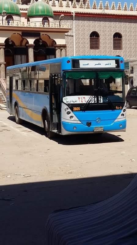 سكان «القرية الرابعة» بالإسكندرية يطالبون بزيادة عدد أتوبيسات هيئة النقل (صور)