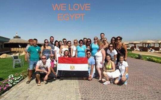 شركة سلوفاكية تدعم السياحة في مصر برحلات مجانية لمواطنيها إلى الغردقة (صور)