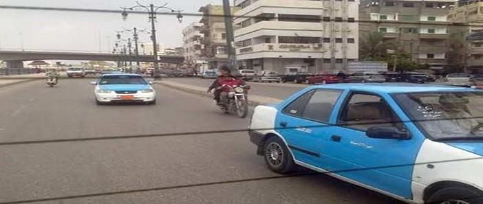 مواطن: سائقو التاكسي برأس سدر رفعوا الأجرة من 15 لـ30 جنيهًا