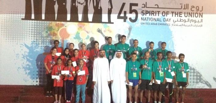 نادي «جمهورية مصر العربية» يطلق «وثيقة حب» لشعب الإمارات باليوم الوطني (صور)