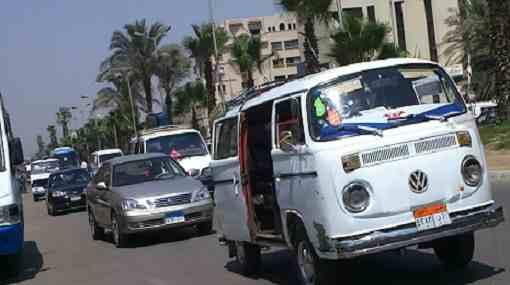 مواطن: الأجرة حسب مزاج السائق.. وخط الهرم يُقسم لمحطات للحصول عليها مضاعفة